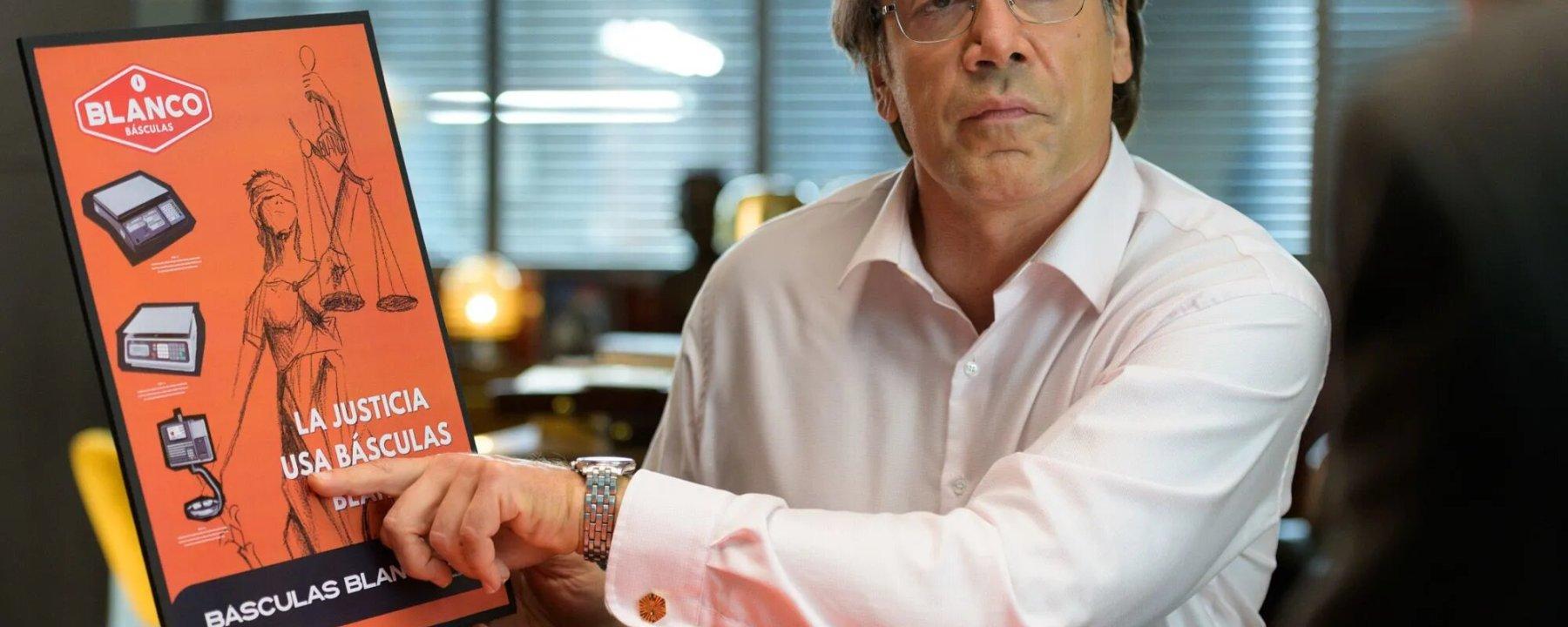 El buen patrón: Javier Bardem cautiva en una divertida en San Sebastián