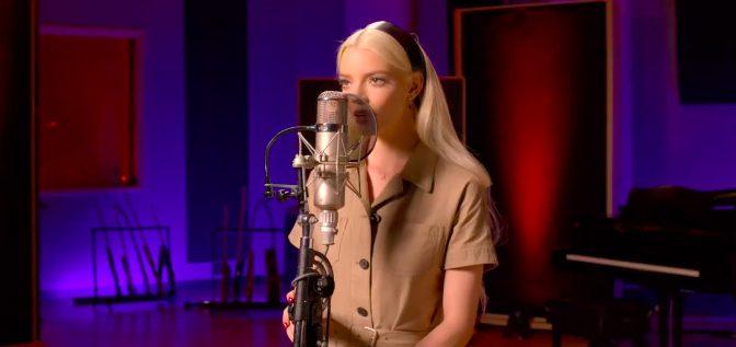 Estrenan videoclip de banda sonora de 'Last Night in Soho' con Anya Taylor-Joy