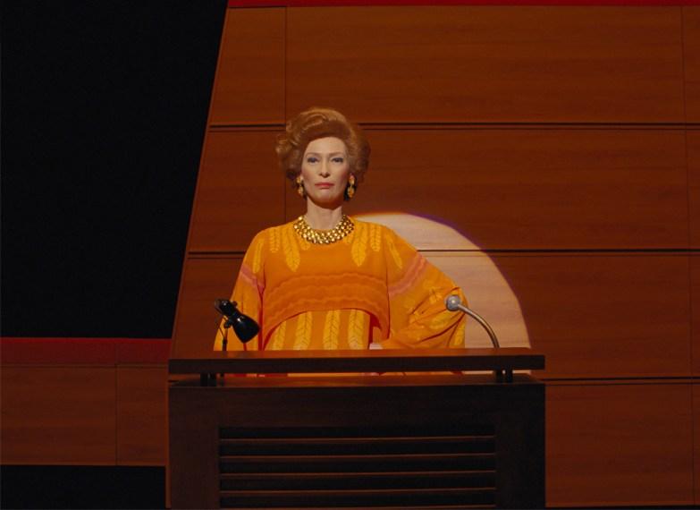 Tilda Swinton protagonizará 'The End', un musical sobre el fin del mundo