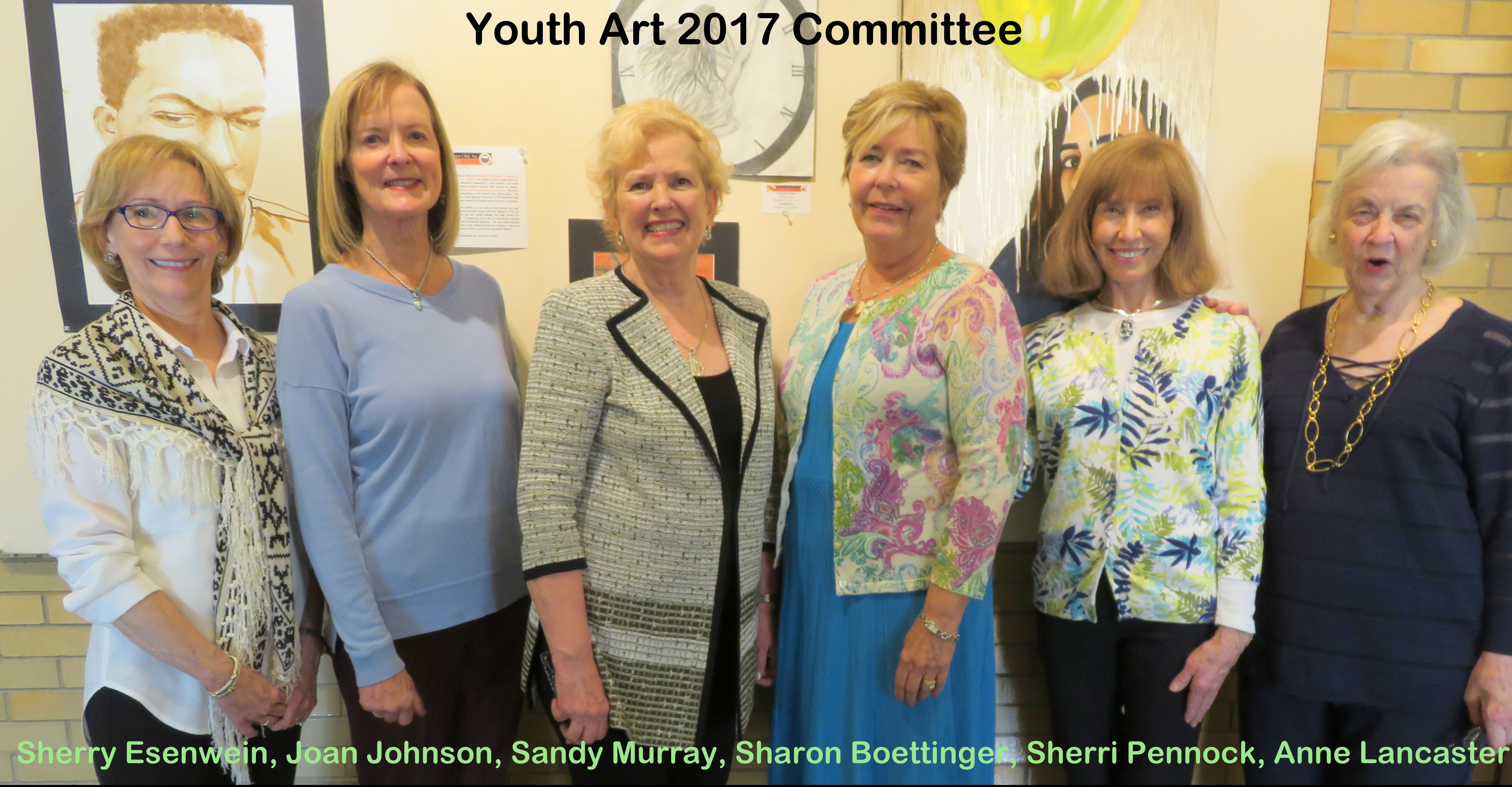 2017 Arts Competition Severn Town Club Inc