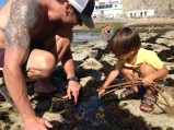 Tidepooling with Onkel Erich