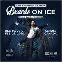 Beards On Ice 2020 cover art with border