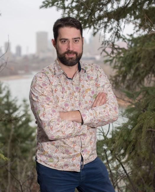 Jerry Aulenbach portrait