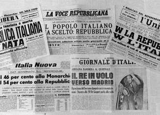 2 giugno 1946 festa della repubblica