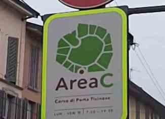 Zona Traffico Limitato e area C Milano