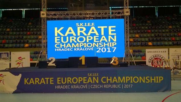 campionati-europei-karate-2017-3 - Karate. Tre campionesse europee per Milano  - Altri sport Sport