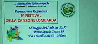 festival della canzone lombarda