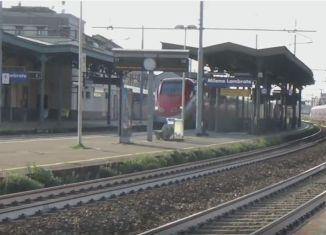 frecciarossa lambrate incidente ferroviario