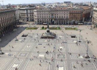 Concerto in piazza Duomo Radio Italia