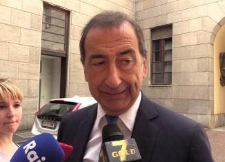 Beppe sala , sindaco di Milano