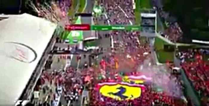 Il Gran Premio di Formula 1 di Monza 2017