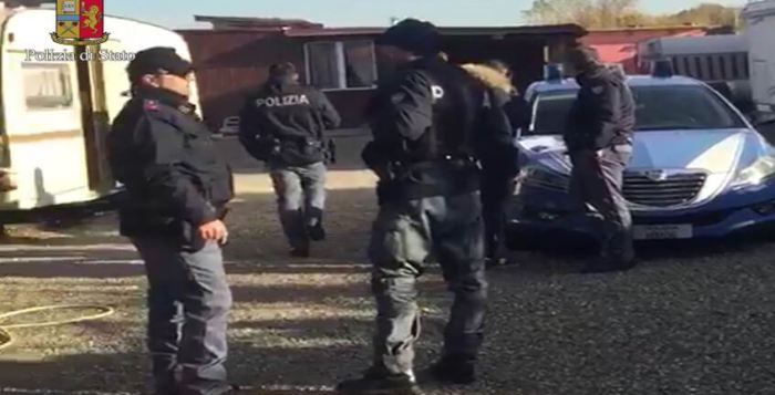rom arresti