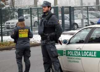 Polizia locale Melzo Meda