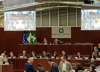 Consiglio regione Lombardia