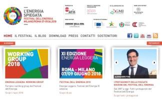 """festival2-324x198 Milano e Roma: XI edizione di """"Energia Leggera"""" Ambiente"""