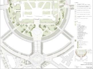 progetto-324x241 Al via al progetto di riqualificazione di Piazza Castello Ambiente Costume e Società