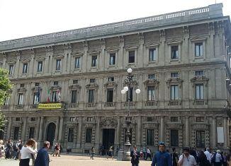 MIlano, palazzo Marino sede del Municipio