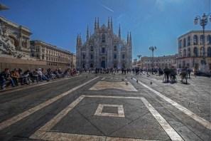 Milano-Piazza-Duomo - Sotto il Duomo di Milano  - Costume e Società Milano Misteriosa