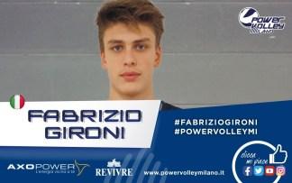 PVM_FabrizioGironi_PostFB-324x203 Gironi promosso in prima squadra in casa Revivre Milano Pallavolo Sport