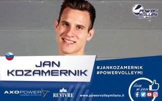 "PVM_JanKozamernik_PostFB-324x202 Revivre Milano, Kozamernik: ""Protagonisti il prossimo anno"" Pallavolo Sport"