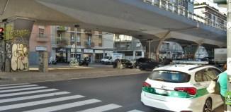 auto vigili via Monteceneri