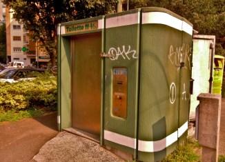 bagni pubblici a Milano