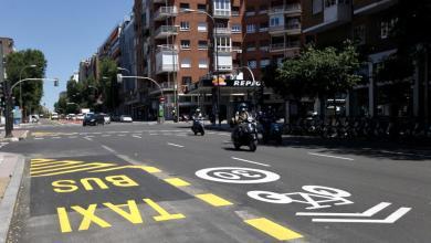 Photo of Almeida construirá 45 kilómetros más de carriles bus y anuncia que las zonas SER volverán a activarse el próximo lunes