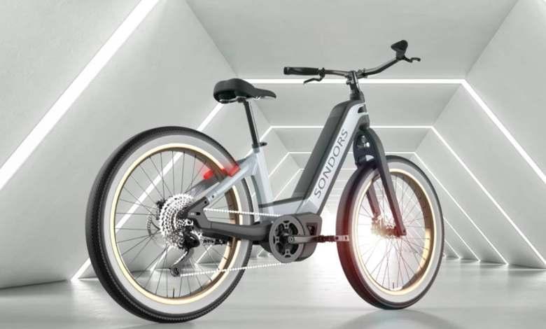 sondors-presenta-tres-bicicletas-electricas-con-un-diseno-espectacular,-alta-potencia-y-bajo-precio