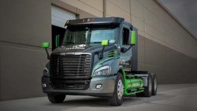 Photo of Hypertruck ERX, un camión eléctrico con baterías y un extensor de rango de gas natural