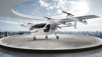 Photo of El avión eléctrico de despegue vertical de Geely realiza con éxito su primer vuelo