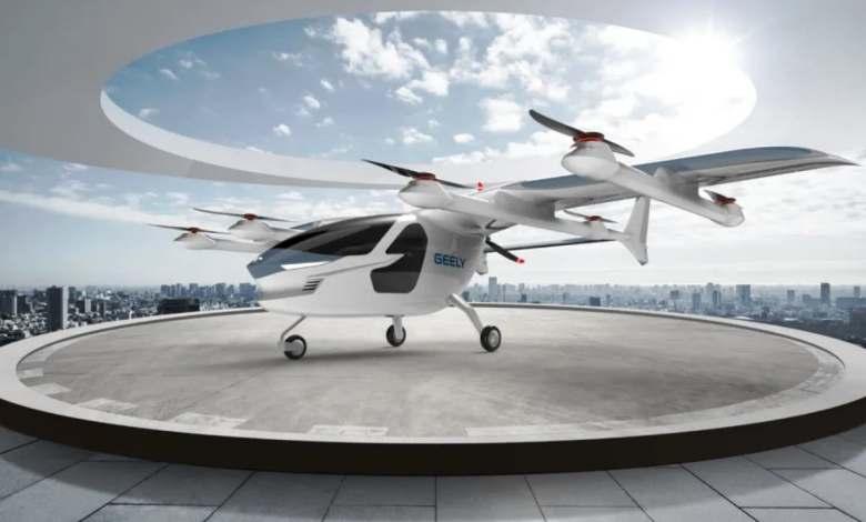 el-avion-electrico-de-despegue-vertical-de-geely-realiza-con-exito-su-primer-vuelo