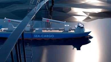 Photo of Las velas de rotor plegable más grandes del mundo propulsarán al SC Conector por el Mar del Norte