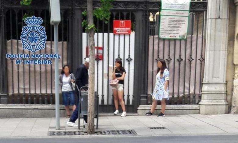 detenido-un-grupo-de-carteristas-bulgaras-que-robaban-en-el-autobus-con-el-metodo-de-la-muleta