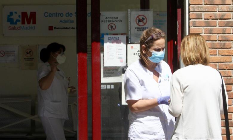 cierran-un-centro-de-salud-en-madrid-tras-detectarse-un-brote-de-coronavirus-que-deja-ya-nueve-personas-contagiadas