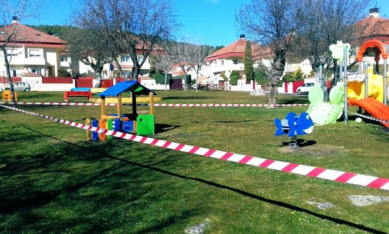 detectado-un-positivo-en-un-colegio-de-moralzarzal,-que-cierra-los-parques-infantiles-como-medida-de-precaucion
