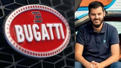 Photo of Mate Rimac, CEO de la firma de deportivos eléctricos, tras la compra de Bugatti al Grupo Volkswagen