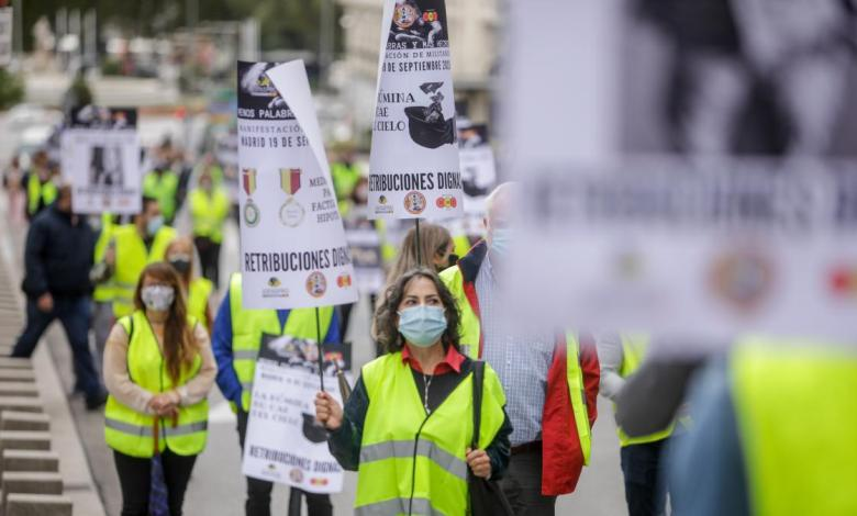 los-militares-protestan-en-las-calles-de-madrid-para-exigir-retribuciones-«dignas»