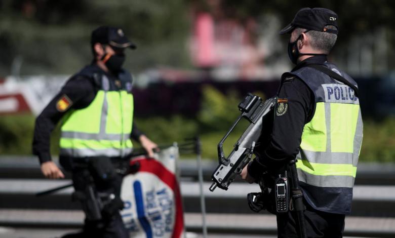 policias-nacionales-piden-directrices-claras-para-actuar-en-madrid-en-el-estado-de-alarma
