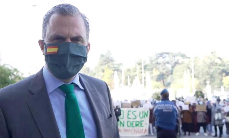 mas-madrid-lleva-a-la-fiscalia-a-ortega-smith-por-un-presunto-delito-de-odio-contra-las-manifestantes-de-canada-real