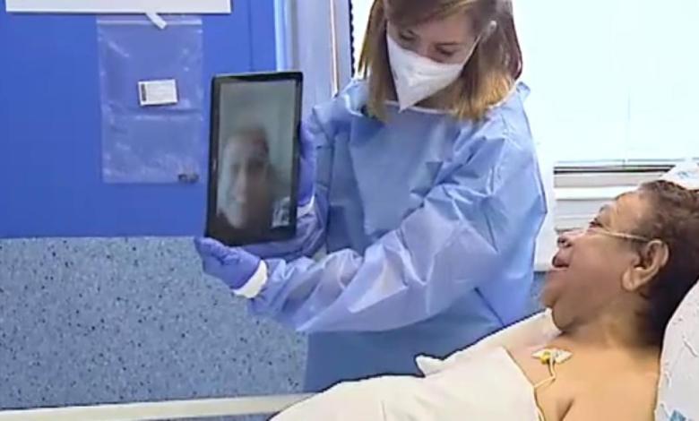 el-hospital-12-de-octubre-permite-mensajes-de-familiares-para-sus-enfermos-en-coma