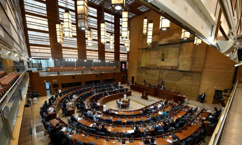 la-asamblea-de-madrid-cierra-el-ano-con-dos-leyes-y-sin-presupuestos