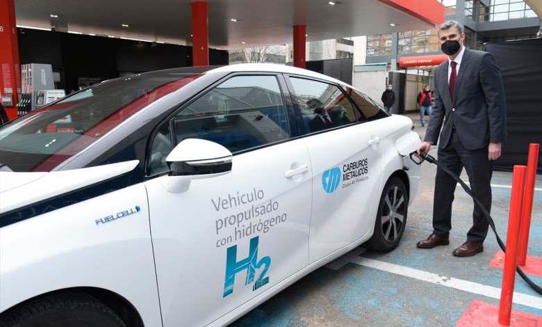 la-primera-estacion-de-hidrogeno-(a-700-bares)-de-espana-se-inaugura-en-madrid
