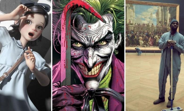 seis-planes-imprescindibles-para-el-fin-de-semana:-'lupin',-'iris.fall',-'batman:-tres-jokers'-y-mucho-mas