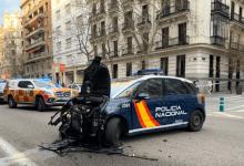 persecucion-policial-en-madrid-tras-un-accidente-en-serrano:-hay-siete-heridos,-cuatro-de-ellos-policias
