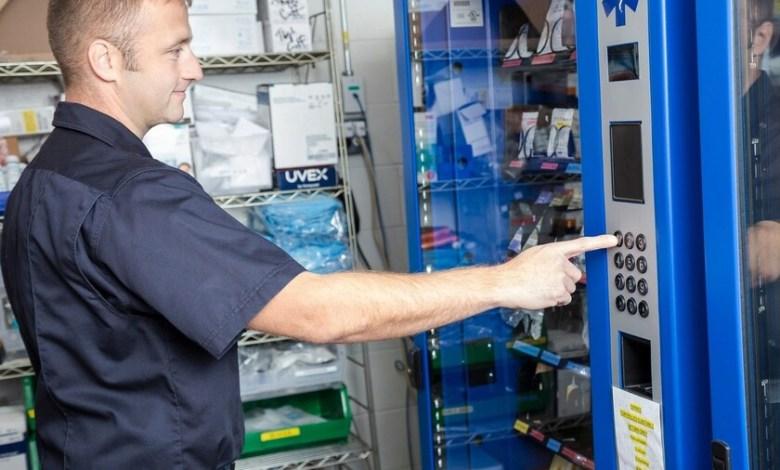 maquinas-expendedoras-de-perifericos-para-trabajadores:-en-salesforce-o-facebook-un-teclado-se-consigue-de-la-misma-forma-que-un-snack