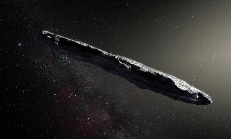 una-nueva-investigacion-sugiere-el-posible-origen-del-curioso-oumuamua:-no-son-restos-de-un-naufragio-espacial,-sino-de-un-planeta