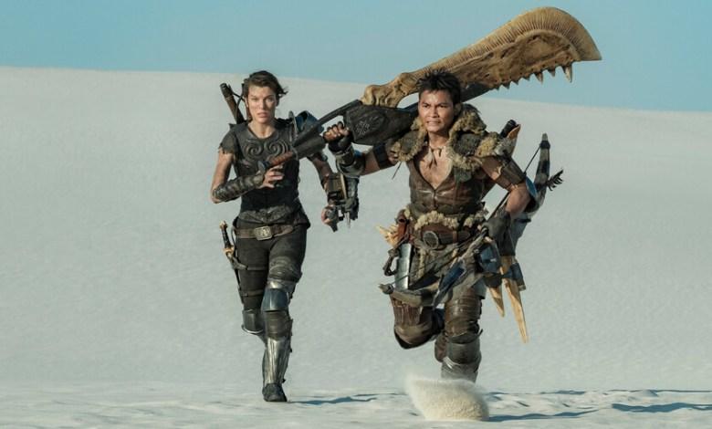 'monster-hunter':-una-nueva-descarga-de-diversion-desprejuiciada-con-el-sello-del-equipo-paul-ws-anderson-milla-jovovich