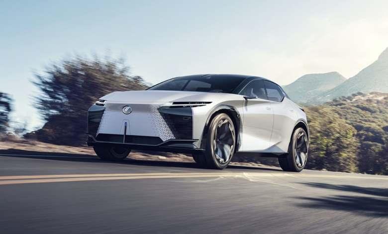 lexus-lf-z-electrified:-el-germen-del-futuro-de-lexus-es-un-crossover-electrico-con-600-km-de-autonomia
