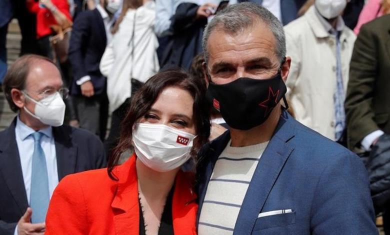 """el-psoe-impugna-la-lista-del-pp-a-las-elecciones-de-madrid-por-incluir-a-toni-canto-en-la-candidatura:-""""es-inelegible"""""""