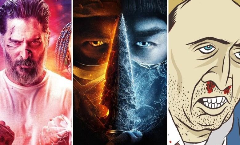 13-estrenos-y-lanzamientos-imprescindibles-para-el-fin-de-semana:-'mortal-kombat',-'archenemy',-'fez',-nicolas-cage-y-mucho-mas
